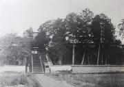 102仮校舎として使われた総持寺(1902 (明治35)年)写真