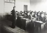 106教室での授業風景写真