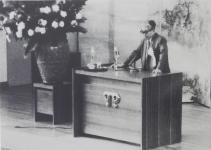 70周年記念式典における記念講演(1965年)